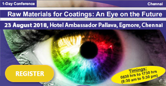Paintindia Outreach Conference 23 August 2018, Chennai