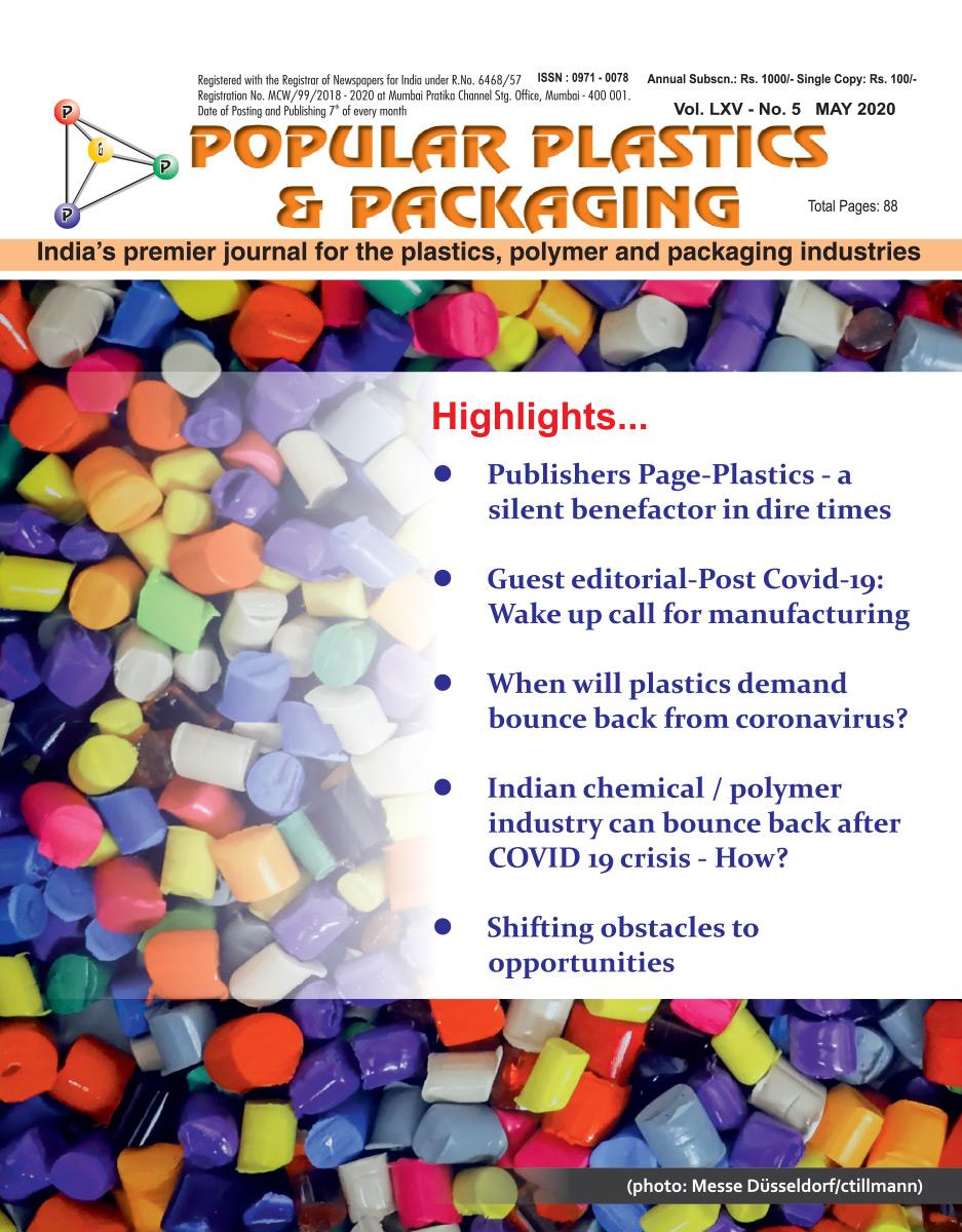 Popular Plastics & Packaging Cover