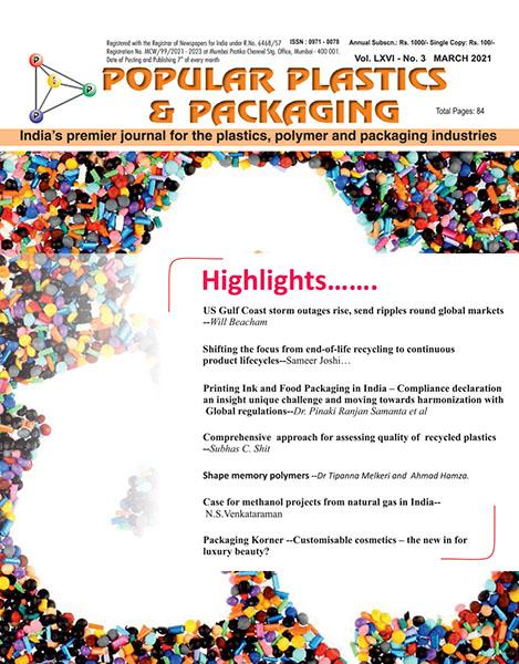 Popular Plastics & Packaging - March 2021