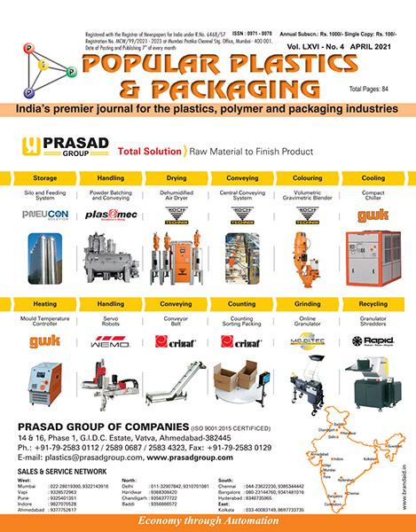 Popular Plastics & Packaging - April 2021