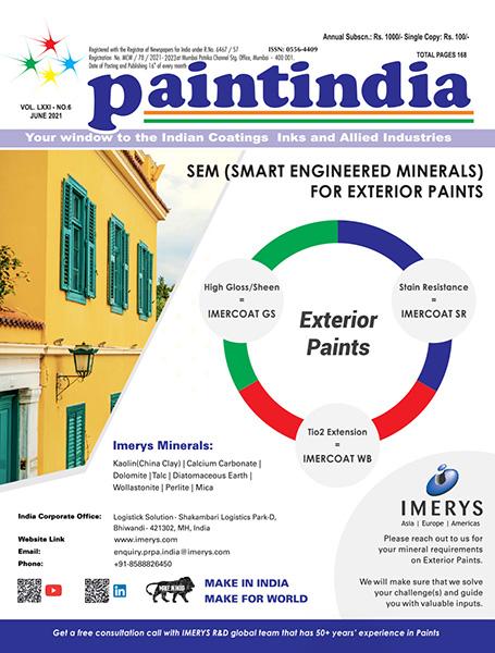 Paintindia Cover
