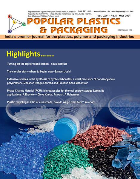 Popular Plastics & Packaging - May 2021