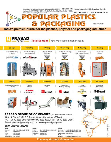 Popular Plastics & Packaging December 2020 edition