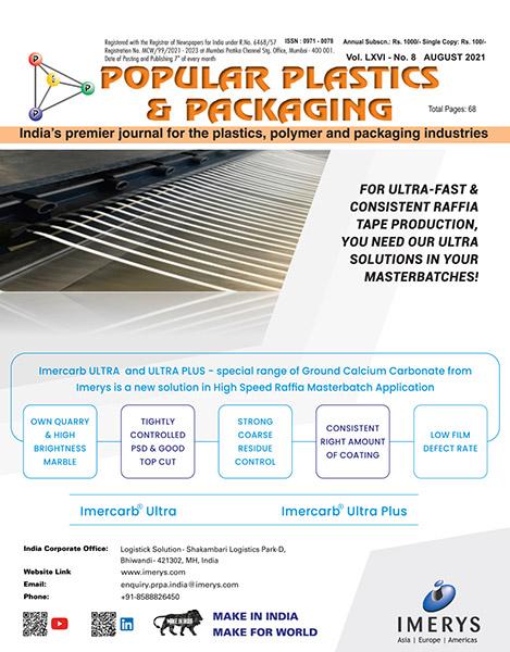 Popular Plastics & Packaging - August 2021