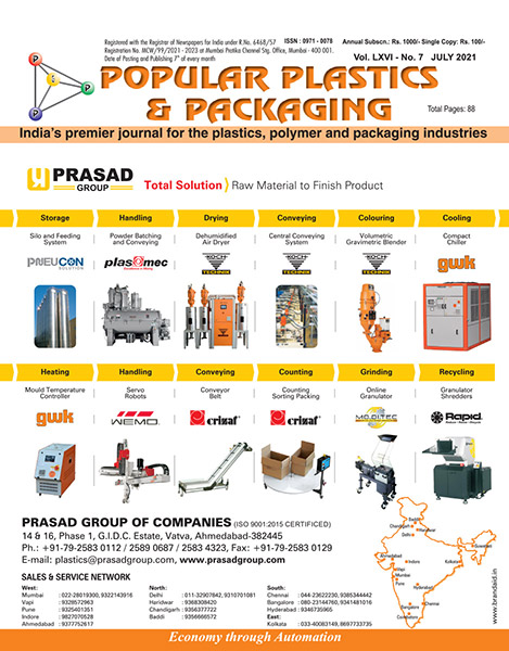 Popular Plastics & Packaging - July 2021