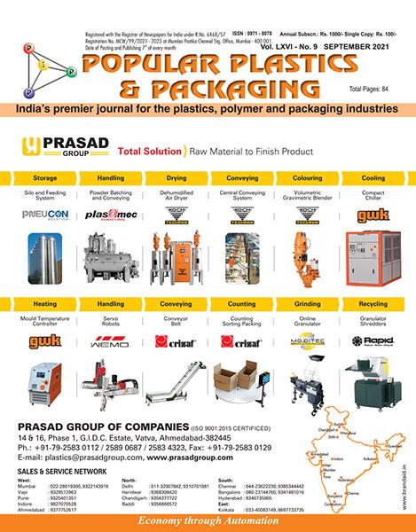 Popular Plastics & Packaging - September 2021